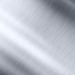 Massive Edelstahl Platte
