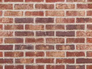 レンガの壁