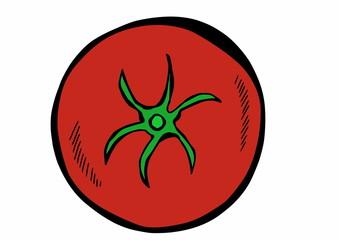 doodle tomato