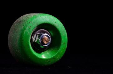 Old Vintage Consumed Skate Wheel