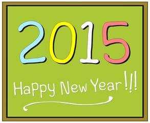New Year 2015 Blackboard Message