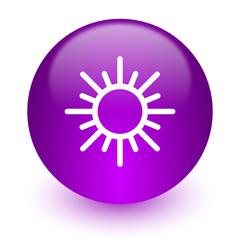 sun internet icon