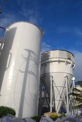 design tank in factory