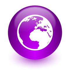 earth internet icon