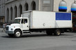 American Delivery Truck