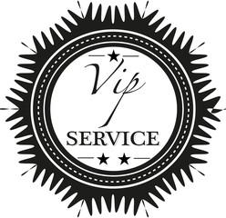 vip service stamp