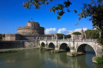 Engelsburg in Rom