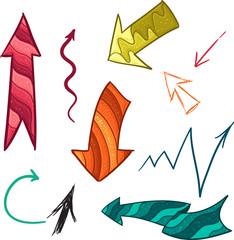 Color Arrows Collection