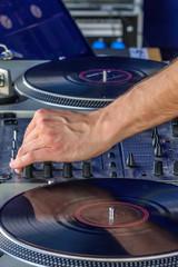 Making music mixer