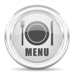 menu internet icon
