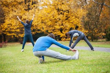 Aerobics bodycare