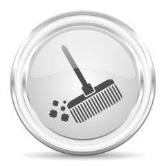 broom internet icon