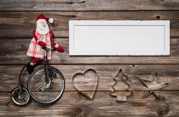 Weihnachtsgutschein oder Gutschein zu Weihnachten