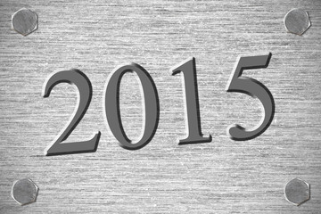 Wandtafel - 2015