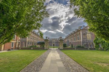 St Catharine's College at Cambridge University
