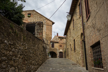 Vicolo di Castiglione d'Orcia