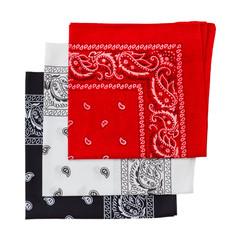three bandana