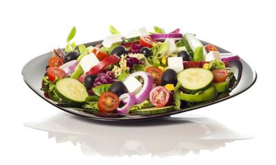 Sabrosa ensalada
