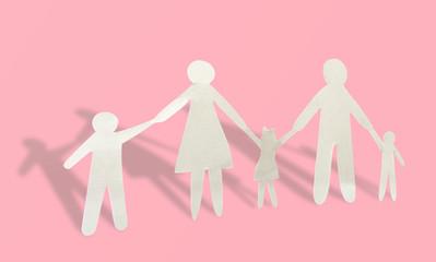 paper family