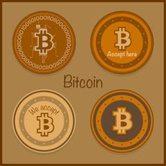 Bitcoin etiquetas