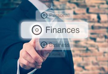 Finances Concept