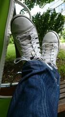 Sneakers relaxen