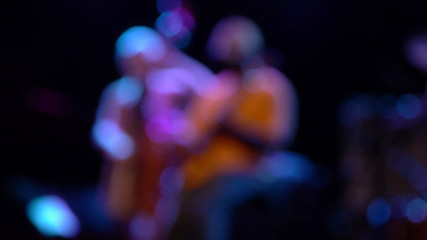 musicians unfocused