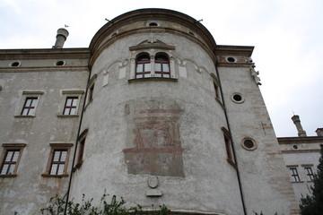 Il Magno Palazzo del Castello del Buonconsiglio a Trento