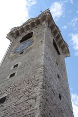 La Torre Civica a Trento