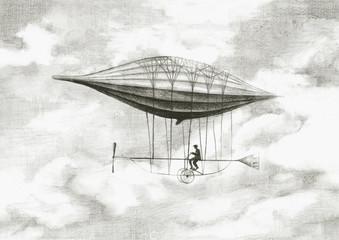 Personal Airship © artkoncept