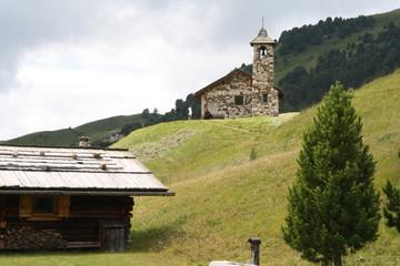 Cappella sul Col Raiser