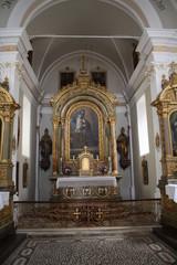 Altare della Chiesa di Sant'Antonio a Ortisei