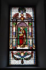 Vetrata della Chiesa di Sant'Antonio a Ortisei