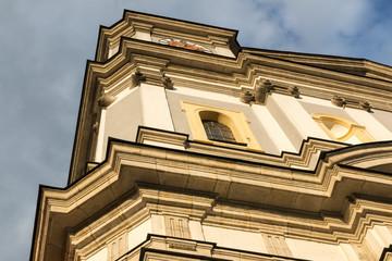Historisches Gebäude im Barockstil