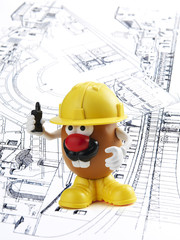 Pupazzo ingegnere