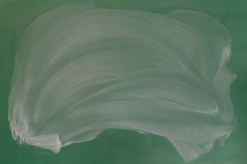 grüne Kreidetafel