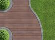 Gartendetail von oben - 69330345