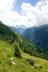 Zillertal - Alpen - Österreich