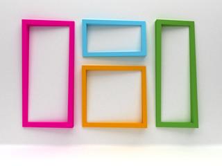 Cornice in 3D - arredamenti design