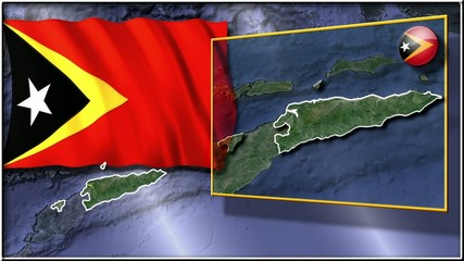 Democratic Republic of Timor-Leste FULL-HD