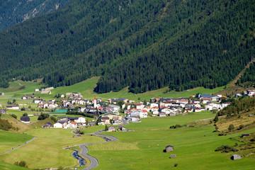 Wirl - Galtür - Tirol - Alpen