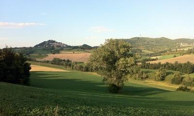 Monferrato-Panorama