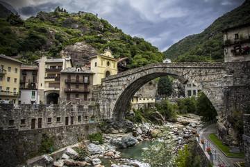 Pont Sant Martin