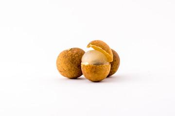 Longan fruit from Thailand