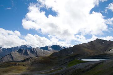 Samnaungruppe - Alpen
