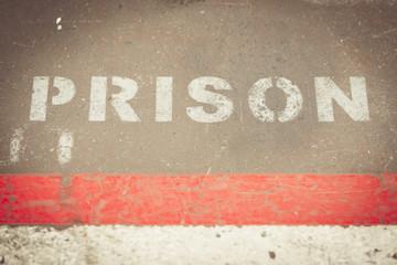 Peinture prison