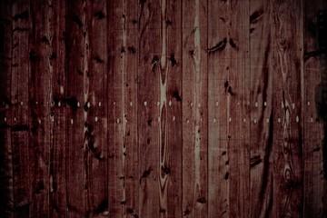braune Holzwand