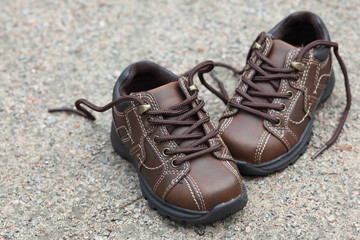 Pair of toddler boots