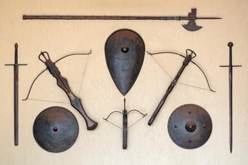 Mediaeval weapons