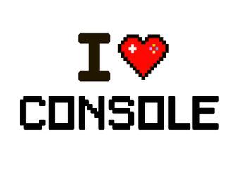 i love console